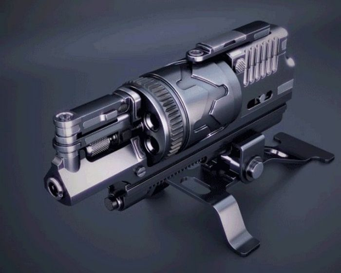 Animated GIFs Of Mechanical Arms That Will Hypnotize You (10 gifs)