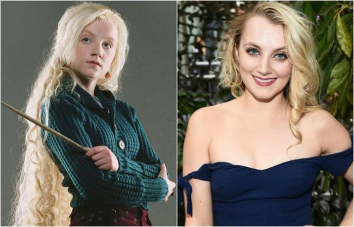 The Stars Of Harry Potter Then And Now (19 pics)