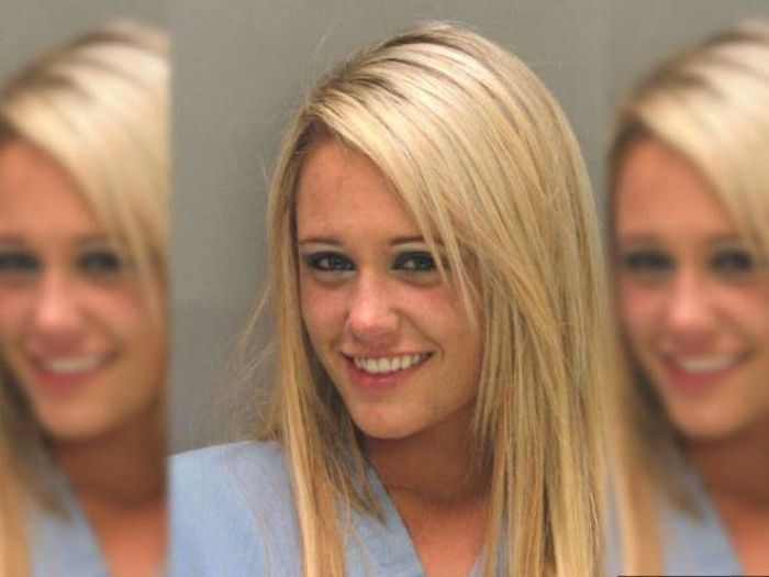 Gorgeous Girls Who Even Look Good In Their Mugshots (20 pics)