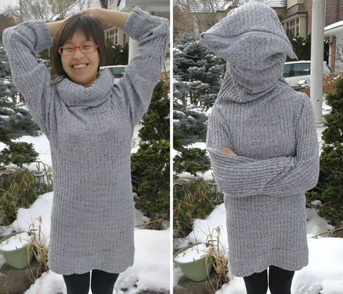 The Official Uniform Of Introverts Has Been Revealed (6 pics)