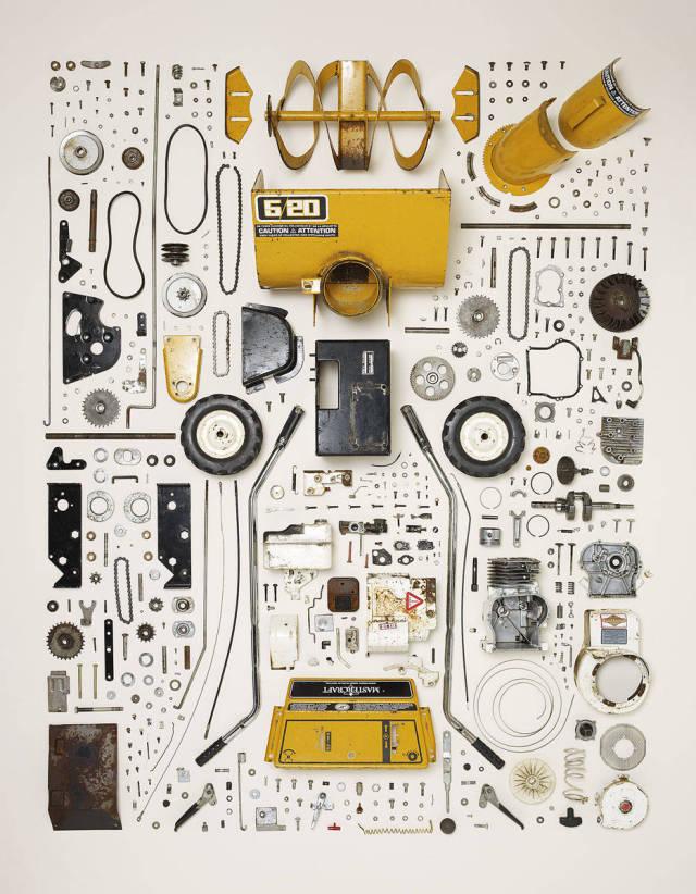Fun Photos Show Deconstructed Everyday Items (9 pics)