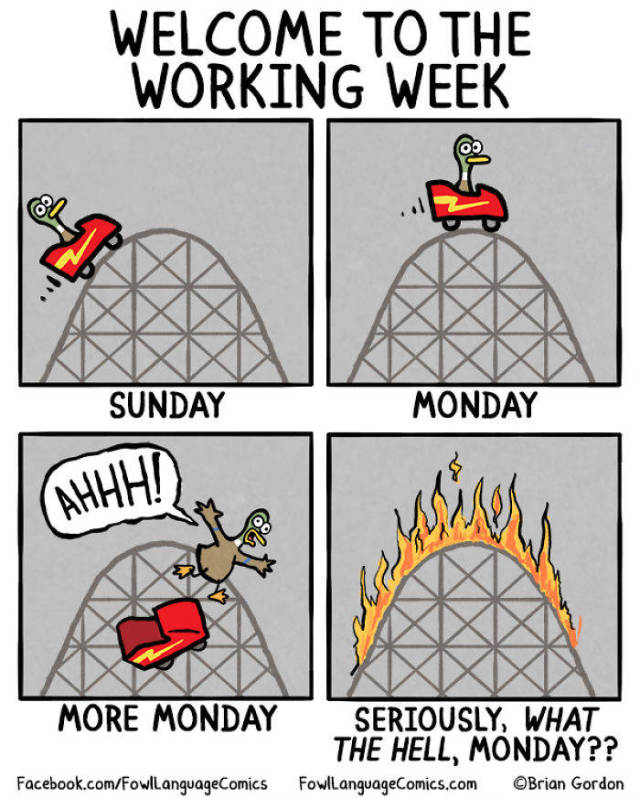 Hilarious Cartoons That Capture The Experience Of Becoming An Adult (50 pics)