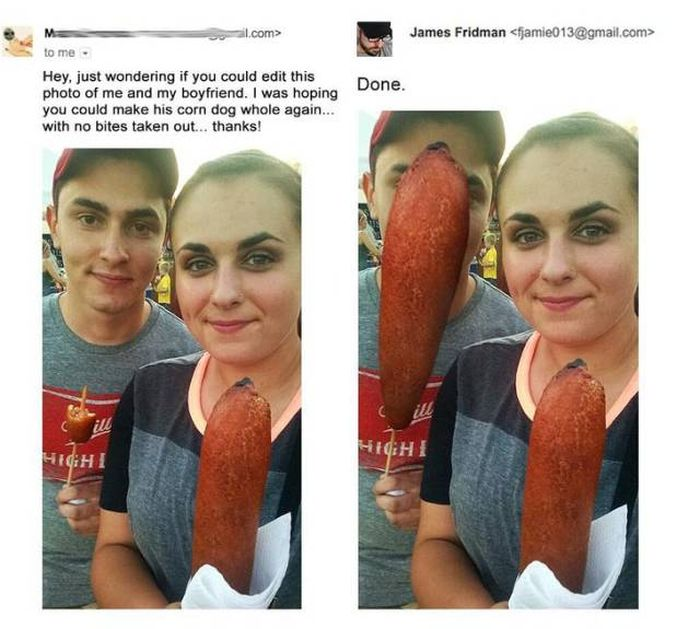 This Guy Knows Exactly Why Photoshop Was Created (26 pics)