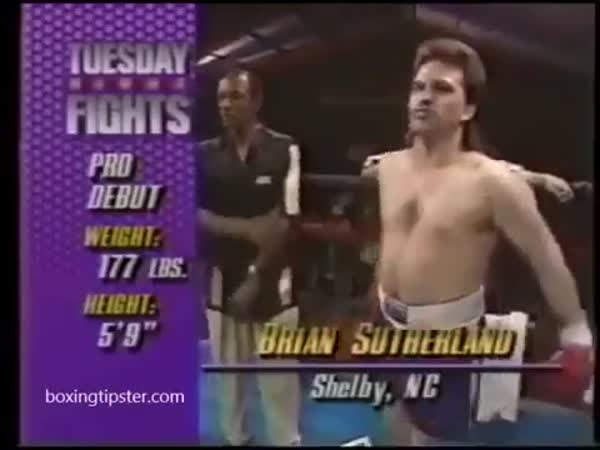 How Did He Even Make His Way Into Professional Boxing