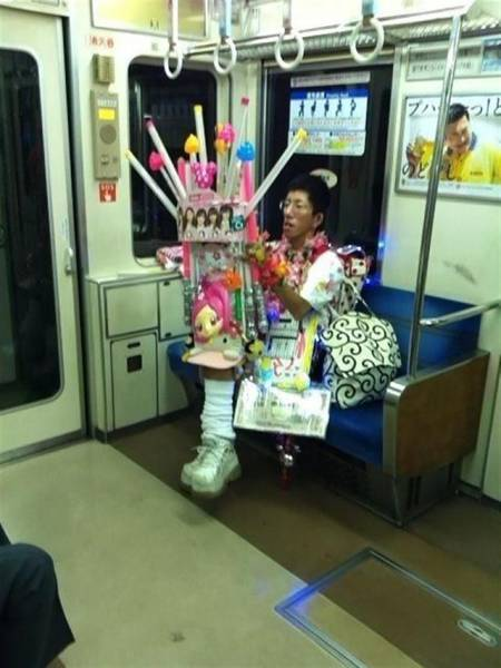 Japan Is And Always Will Be The Land Of Craziness (40 pics)