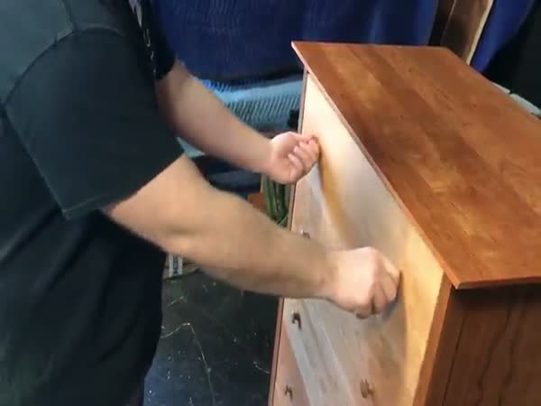 Awesome Hidden Gun Drawer Inside Dresser