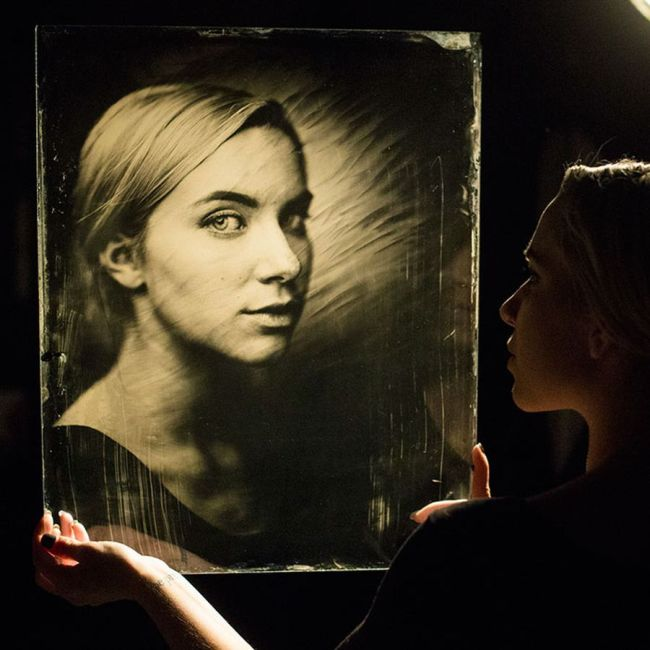 Artist Uses 19th Century Technique To Take Amazing Portraits (10 pics)