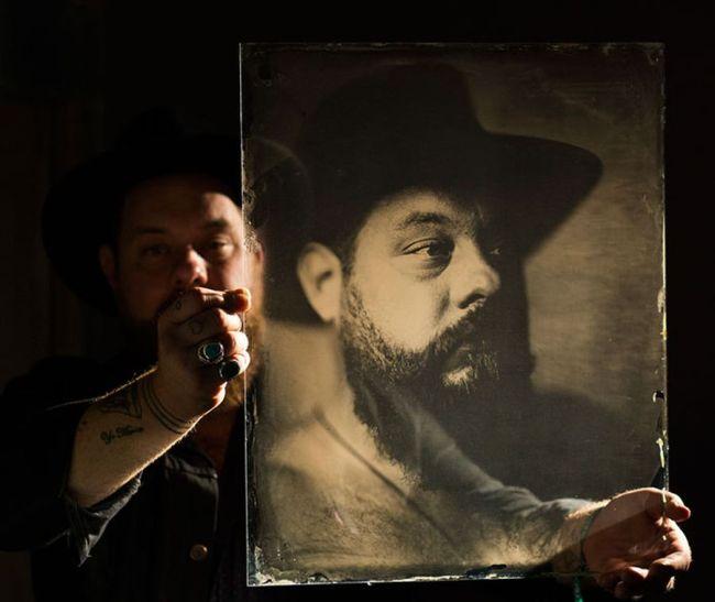 Artist Uses 19th Century Technique To Take Amazing Portraits (10 pics)