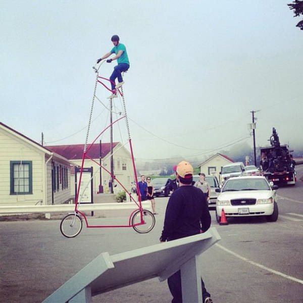 Some People Just Really Don't Care About Safety (38 pics)