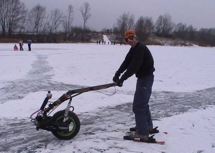 Winter Can Be Funny For Some And Obnoxious For Others (41 pics)