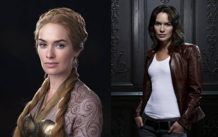 Game Of Thrones Stars In And Out Of Costume (15 pics)