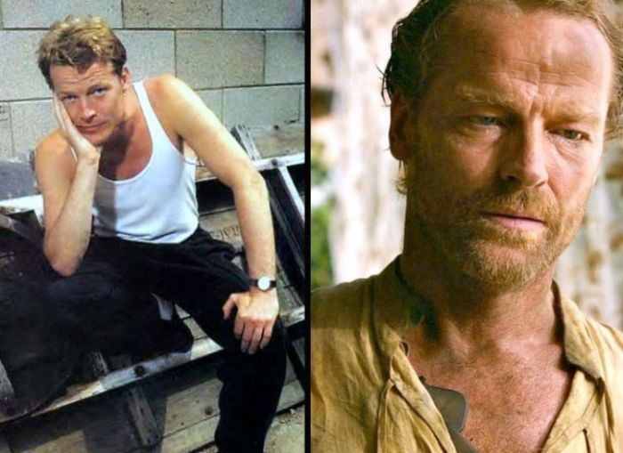 Old School Pictures Of The Game Of Thrones Cast (30 pics)