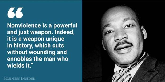 Martin Luther King Jr. Was A Very Wise Man (12 pics)
