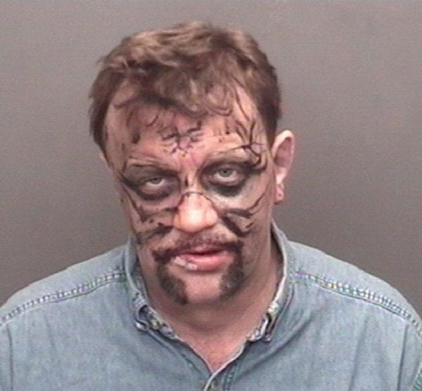 Strange Mugshots That Will Make You Cringe (25 pics)
