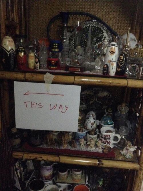 Dad Trolls Daughter With A Treasure Hunt (4 pics)