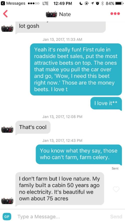 Girl Trolls Guy By Texting Him Quotes From The Office (9 pics)