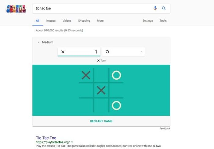 Hidden Easter Eggs You Can Find In Google's Search Bar (17 pics)