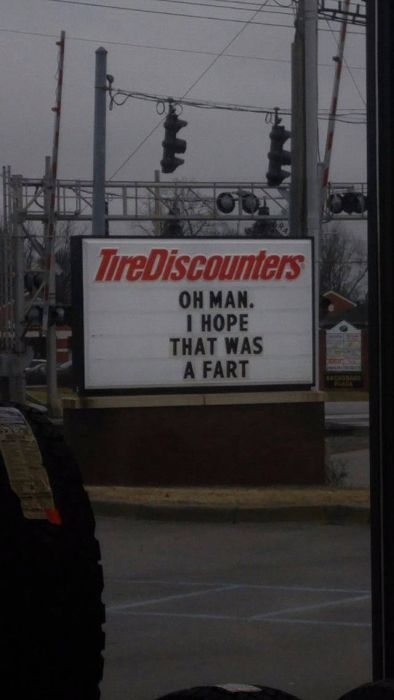 Nothing Hits The Spot Quite Like Lowbrow Humor (39 pics)