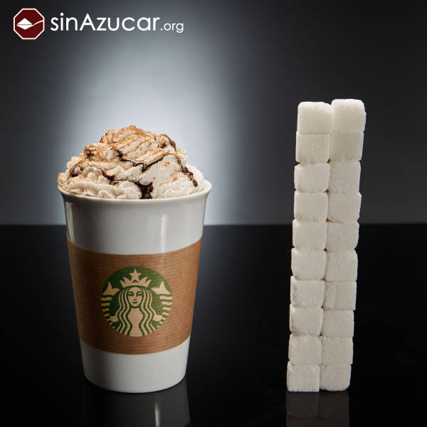 It's Shocking How Much Sugar These Products Actually Contain (25 pics)