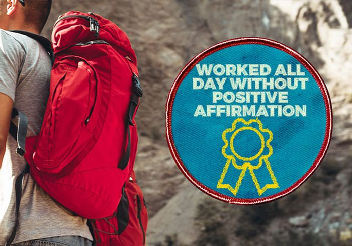 Honest Merit Badges For All The Millennials Out There (15 pics)