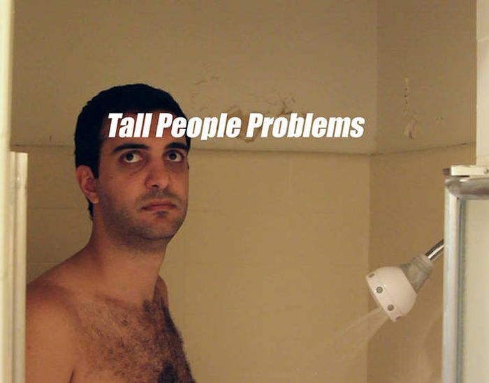 Being Tall Is Definitely Not As Great As It Sounds (43 pics)