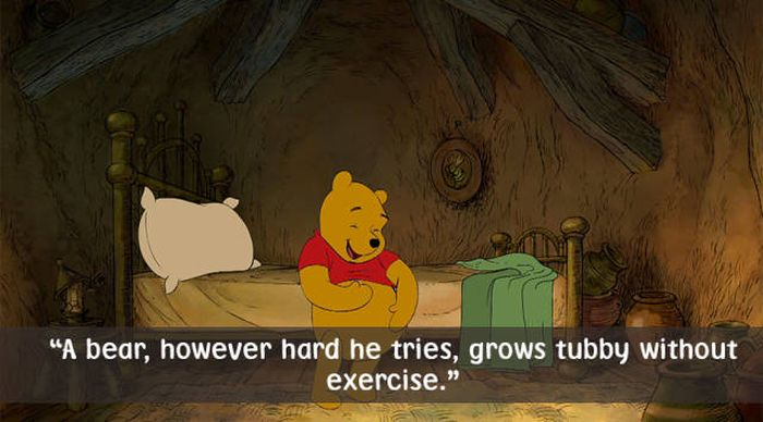 Winnie The Pooh Quotes That Will Speak To Your Inner Child (22 pics)