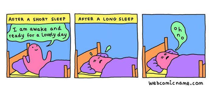 Funny Adult Comics That Will Make You Say Oh No (50 pics)