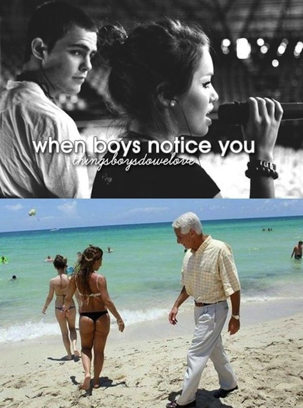 Things Guys Do That All Girls Absolutely Love (15 pics)