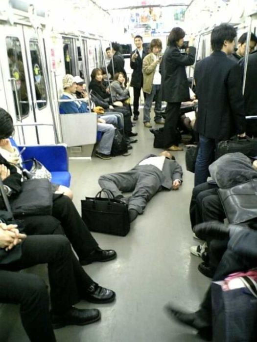 Weird And Wacky Photos From Japan (25 pics)