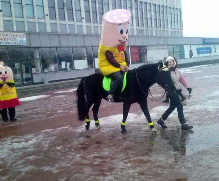 Russia Is The Land Of The Insane And Absurd (39 pics)