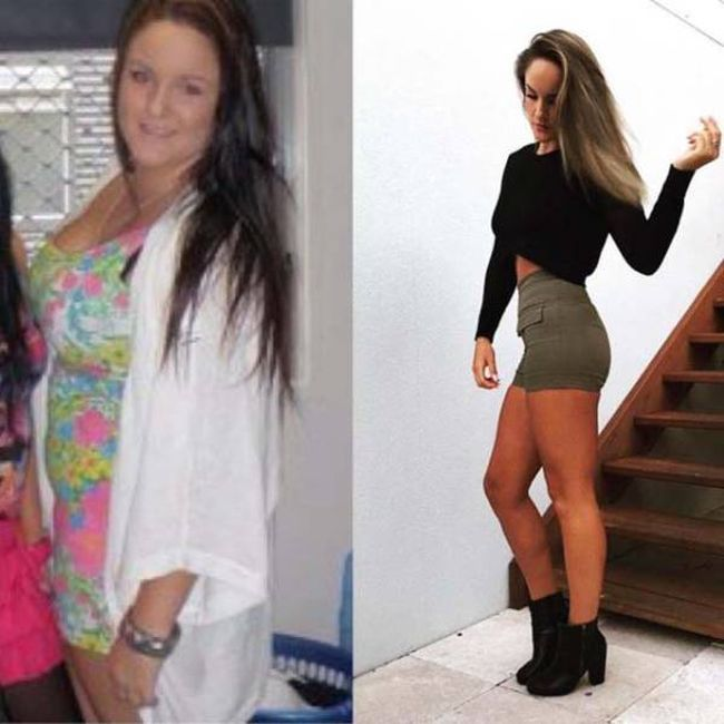 This Amazing Story Of Weight Loss Will Inspire You (8 pics)
