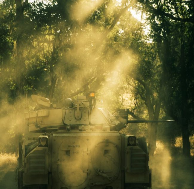 A Collection Of Photos Showing Army Tanks In Action (25 pics)