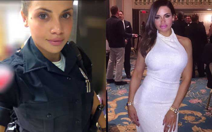 Samantha Sepulveda Is New York's Hottest Cop (13 pics)
