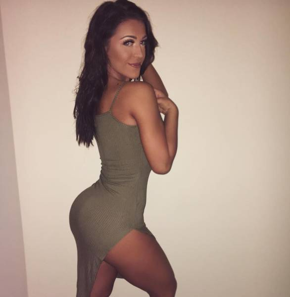 When Sexy Girls Need A Hug They Put On A Tight Dress (65 pics)