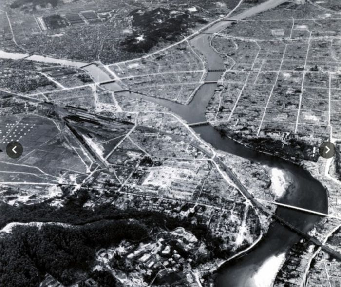 Previously Unpublished Images Of The Hiroshima Bombing (6 pics)