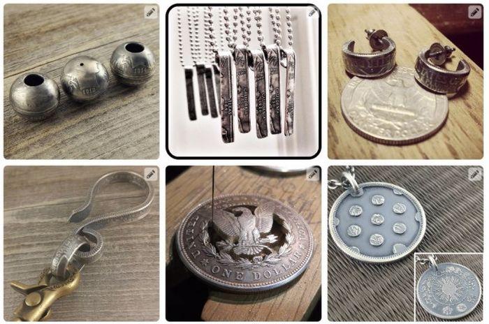 Old Coins Go Through An Impressive Transformation (23 pics)