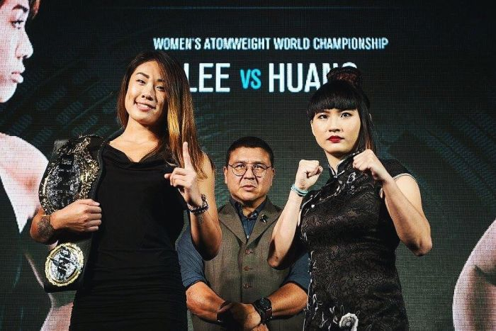 Angela Lee Is Both Deadly And Gorgeous (8 pics)