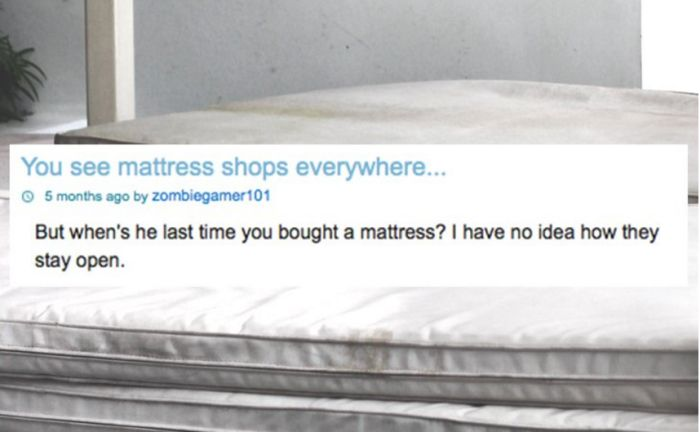 Amusing Shower Thoughts About Sleep That We Can All Relate To (13 pics)
