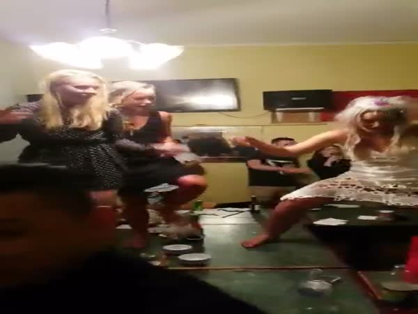 Bachelorette Party Gets A Little Out Of Control