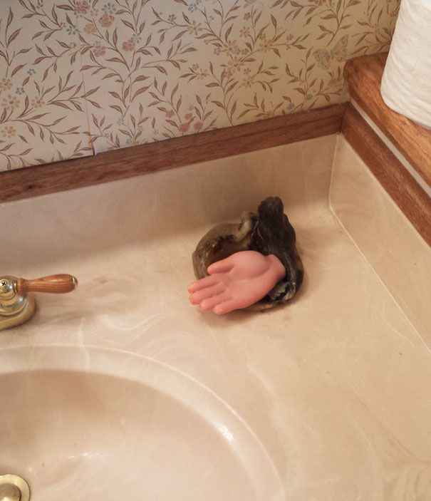 Photos That Are Guaranteed To Make You Feel Slightly Uncomfortable (28 pics)