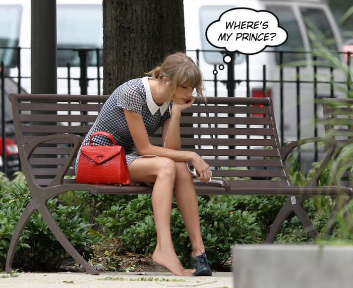Taylor Swift Has Officially Become A Photoshop Victim (23 pics)