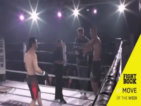 Boxer Helped His Opponent