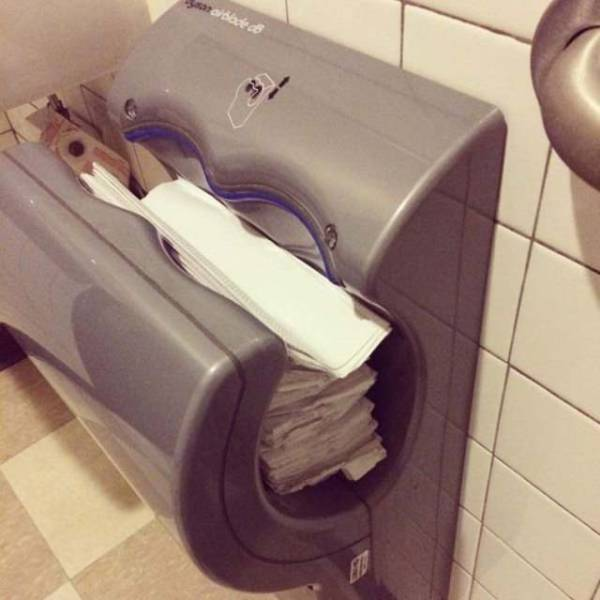 People Who Clearly Don't Give A Damn About The Rules (41 pics)