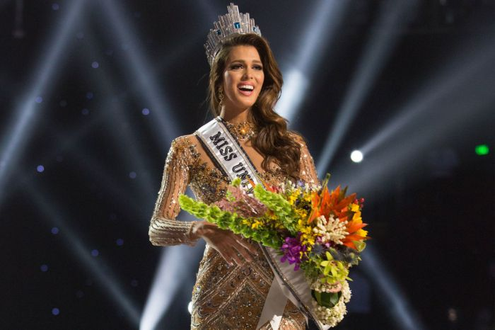 Say Hello To Miss Universe 2017 (15 pics)