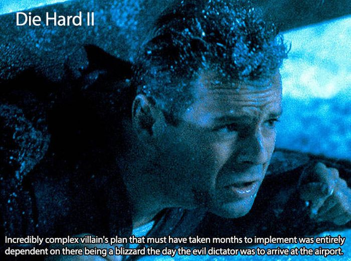 Movie Plot Holes That Prove Writers Just Don't Care Sometimes (17 pics)