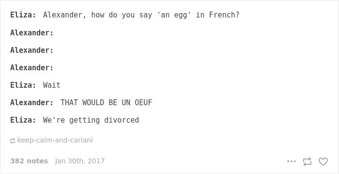 Funny Reasons Why The French Language Is The Worst (25 pics)