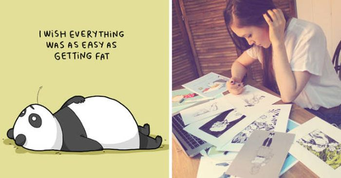 Meet The Faces Behind The Images Of Comics We All Love (32 pics)