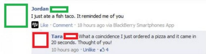 Facebook Users Who Walked Right Into A Brutal Burn (15 pics)