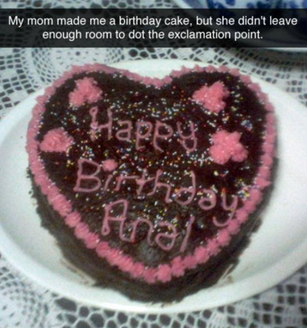 Savage Cakes With The Sweetest Of Burns (16 pics)