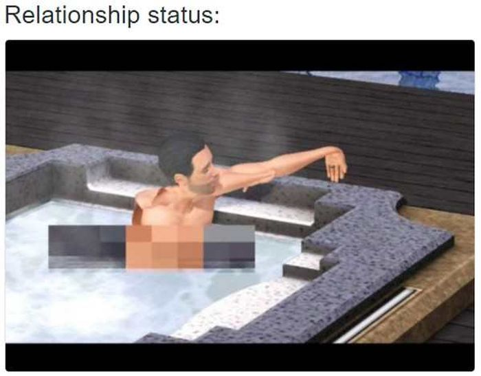 Funny Sims Moments That Accurately Represent Real Life (17 pics)